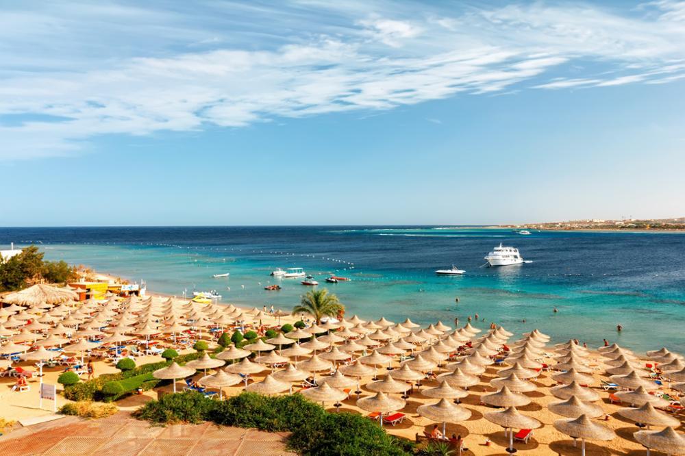 Les plus belles plages et stations balnéaires d'Egypte